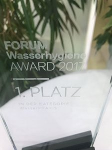 Forum Wasserhygiene AWARD 2017