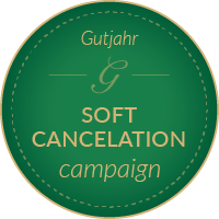 Gutjahr soft cancelation campaign